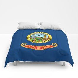 flag idaho,america,usa,west,Idahoan, gem state,Boise,countryside,nampa,pocatello. Comforters