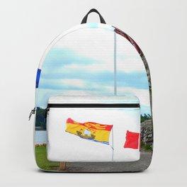 Shediac Lobster Backpack