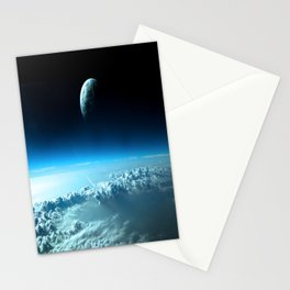 Outter Earth Stationery Cards