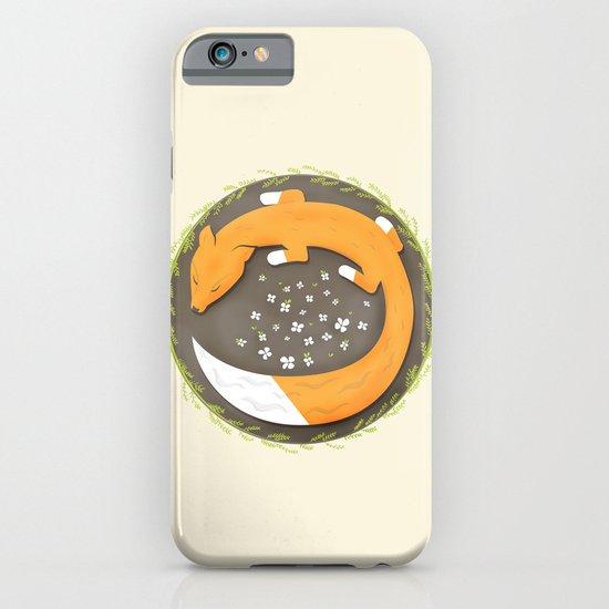 Cozy Fox iPhone & iPod Case
