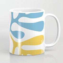 Matisse cutout -Abstract Modern Print, Coffee Mug
