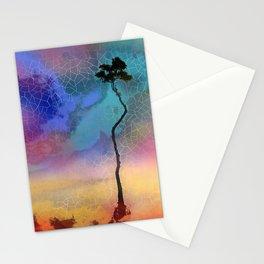 Design 140 tree Stationery Cards