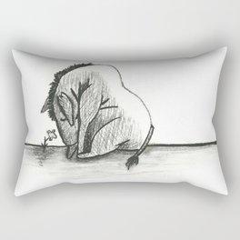 Eeyore Rectangular Pillow