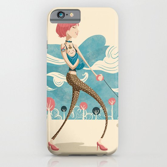 Yummy Mummy iPhone & iPod Case