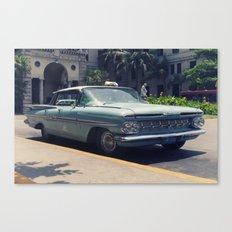 car 1 Canvas Print