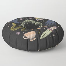 I See Your Future Floor Pillow