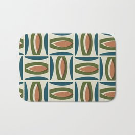 Alcedo - Orange Bath Mat