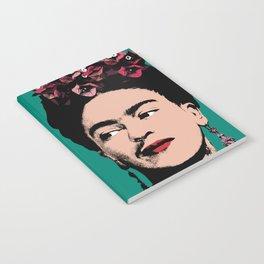 Floral Frida Notebook