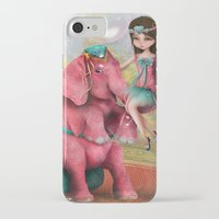 chelsea iPhone & iPod Cases featuring Chelsea by solocosmo