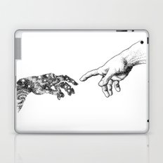 The Creation of Outer Space Laptop & iPad Skin