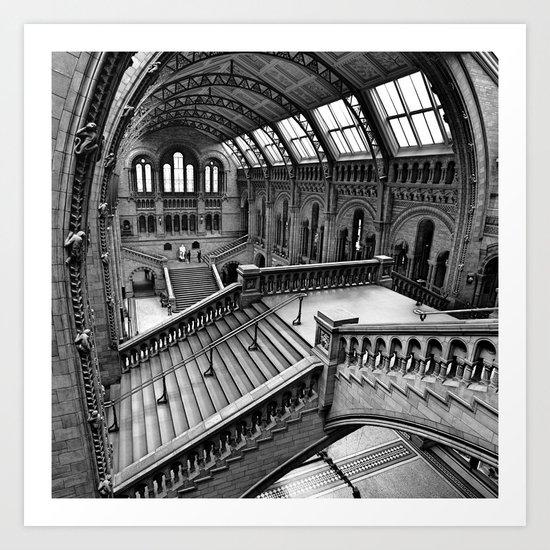 The Escher View Art Print
