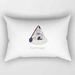 P I Z Z V M I N A T I Rectangular Pillow