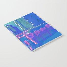 Neon Moon Notebook
