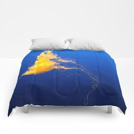 Egg Jellyfish Comforters