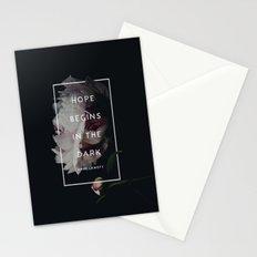 Hope Begins in The Dark - Anne Lamott Stationery Cards