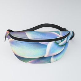 Bright Succulent Fanny Pack
