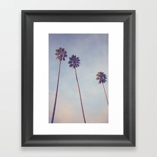 Sunshine & Warmth Framed Art Print
