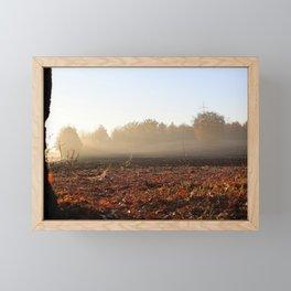 Magia del mattino Framed Mini Art Print