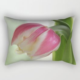 Tired Tulip  Rectangular Pillow