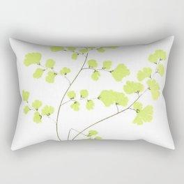 Maidenhair Fern Rectangular Pillow