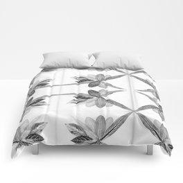 Nature Print Comforters
