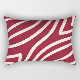 Scribbles 0008 Rectangular Pillow