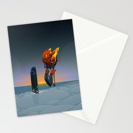 Phobos Stationery Cards