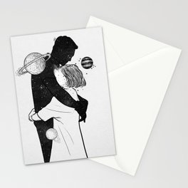 The world inside you. Stationery Cards