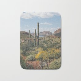 Arizona Spring Bath Mat