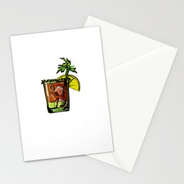 Bloody Mary Making Mornings Better Since 1921 Stationery Cards