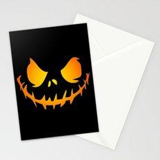 Evil Black Jack Stationery Cards