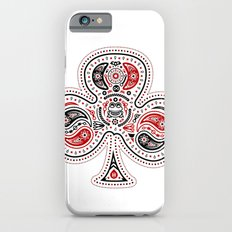 83 Drops - Clubs (Red & Black) iPhone 6s Slim Case
