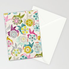 paper sunbirds pearl Stationery Cards