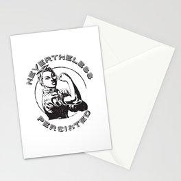 Nevertheless Stationery Cards