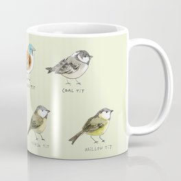 The Tit Family Coffee Mug
