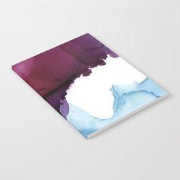 Shades of Purple Notebook