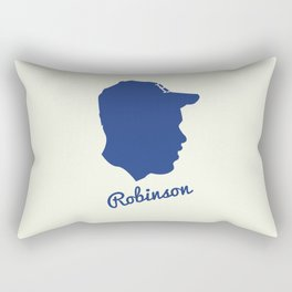 Jackie Robinson Rectangular Pillow