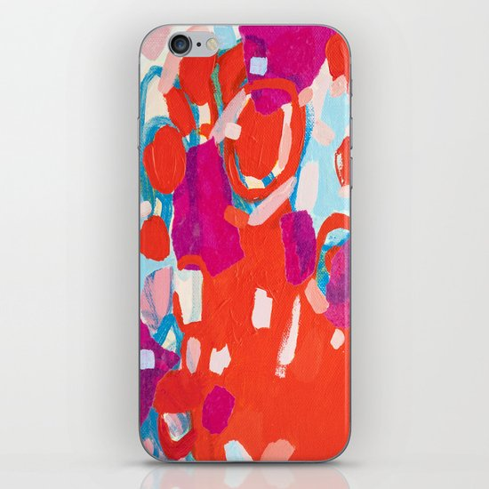 Color Study No. 7 iPhone & iPod Skin