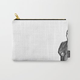 Theodore Roosevelt Did All the Things. Carry-All Pouch