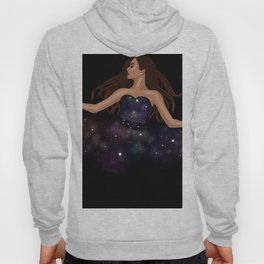 She is the Galaxy Hoody