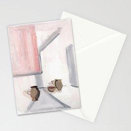 Asymmetric Potteries Stationery Cards