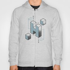 The Exploded Alphabet / H Hoody