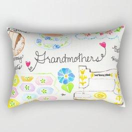 Grandmothers Rectangular Pillow