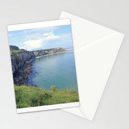 Ireland   Irish Coast Landscape   Nadia Bonello Stationery Cards