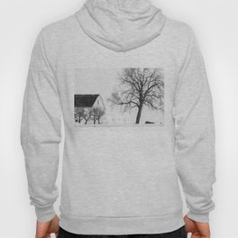 Winter on the Farm Hoody