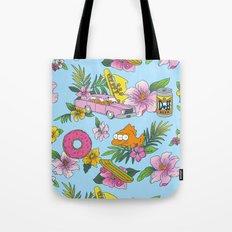 Scenic Springfield  Tote Bag
