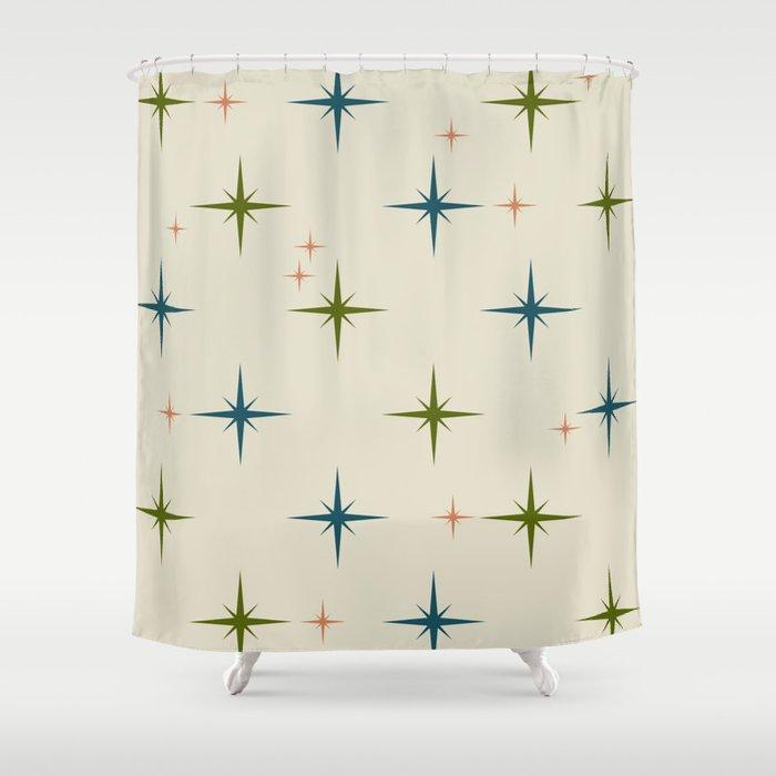 Slamet Shower Curtain