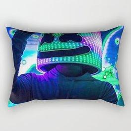marshmello DJ Rectangular Pillow