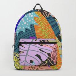 Lush Leaves 2 Backpack