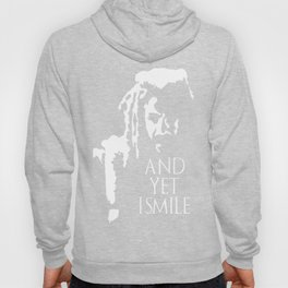 TWD - King Ezekiel and yet I smile! Hoody